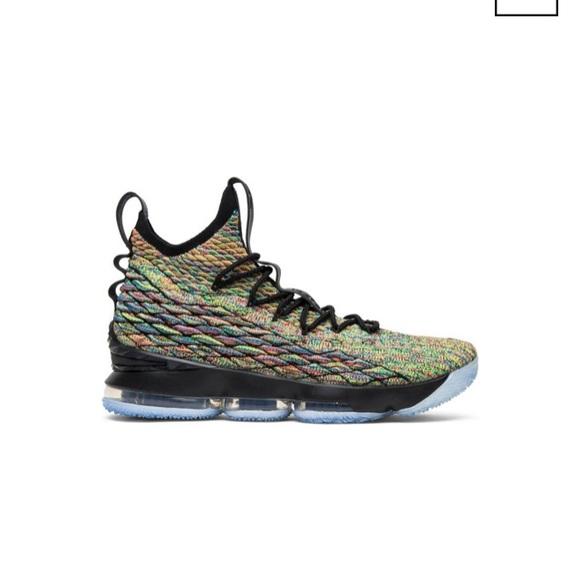 0dfdac3ca35b Nike LeBron 15  Four Horsemen